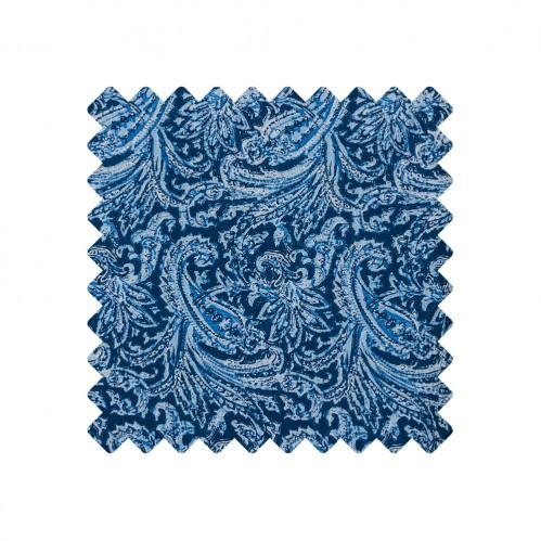 Stoffprobe Baumwollprint